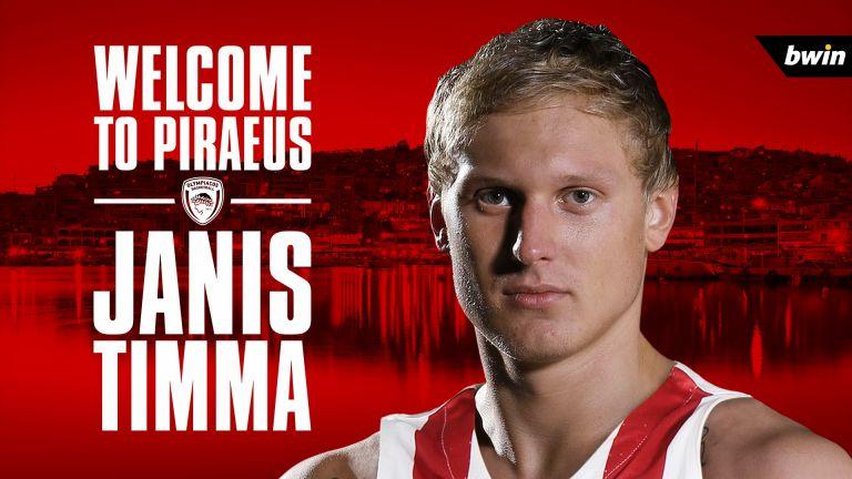 Ανακοίνωσε Τίμα ο Ολυμπιακός   tanea.gr