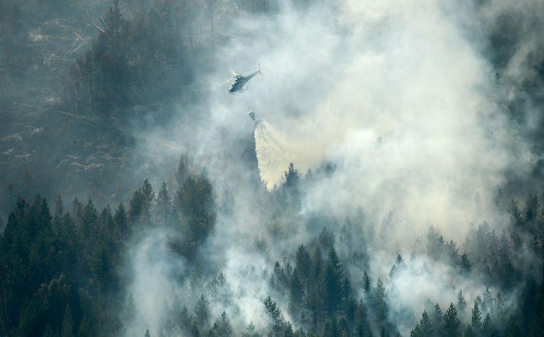 Ασφυξία στη Βόρεια Ευρώπη από φωτιές και υψηλές θερμοκρασίες | tanea.gr