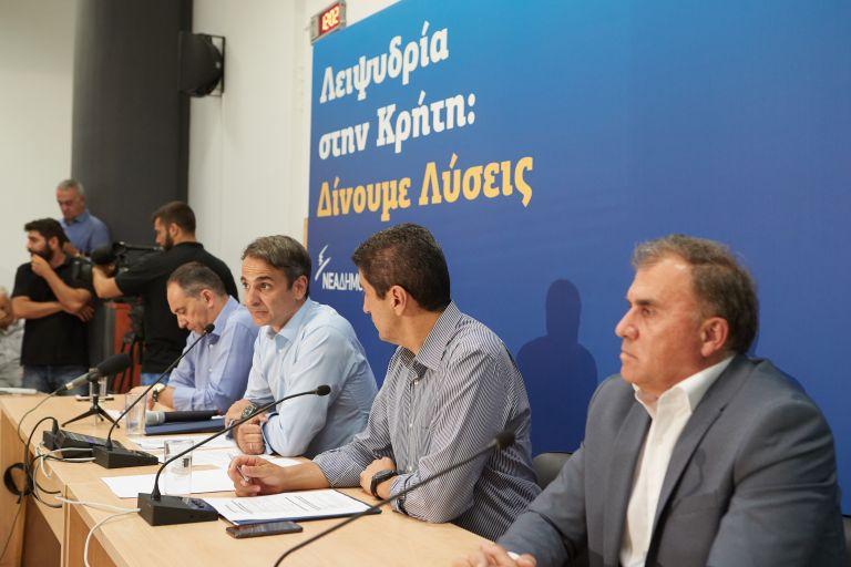 Μητσοτάκης: Θα διευκολύνουμε τις επενδύσεις, θα δώσουμε φορολογικά κίνητρα   tanea.gr