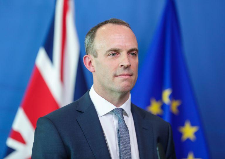 Ράαμπ: Δε θα πληρώσουμε το διαζύγιο με την ΕΕ χωρίς εμπορική συμφωνία | tanea.gr