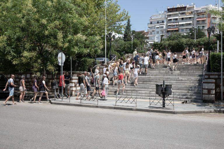 Θεσσαλονίκη : Αποκαταστάθηκε η κυκλοφορία στο σταθμό του μετρό Σιντριβάνι | tanea.gr