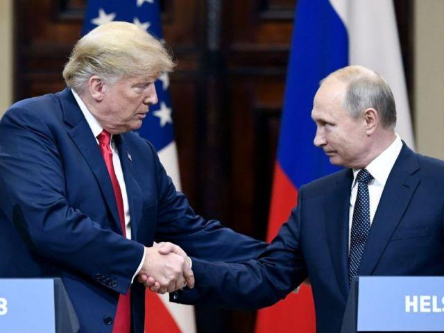 Ο Τραμπ καλεί τον Πούτιν στην Ουάσιγκτον | tanea.gr