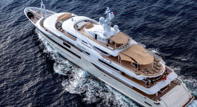 Μπουμπουλίνα, mega yachts και το κλαρίνο του Σαλέα | tanea.gr