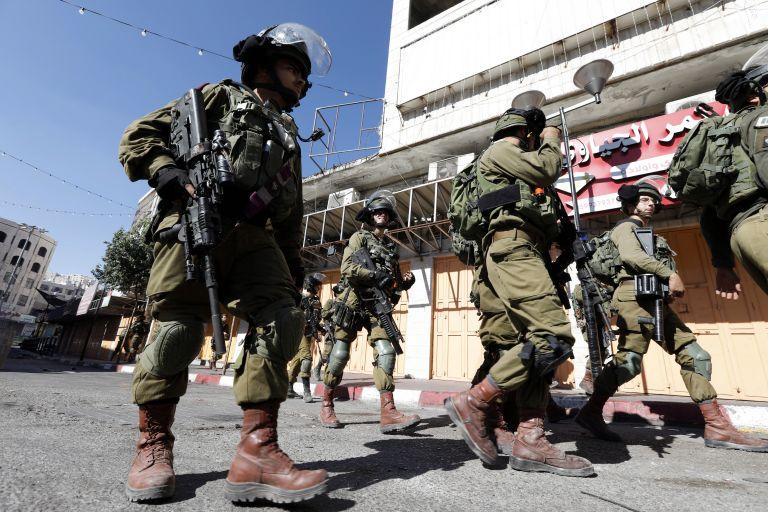Νεκρός 15χρονος Παλαιστίνιος από ισραηλινά πυρά   tanea.gr