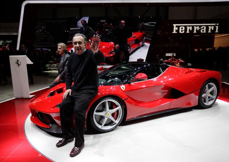 Αιφνίδια αποχώρηση του προέδρου της Ferrari λόγω σοβαρής ασθένειας   tanea.gr
