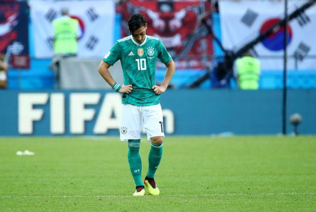 «Δεν ξαναπαίζω με την Εθνική Γερμανίας» | tanea.gr