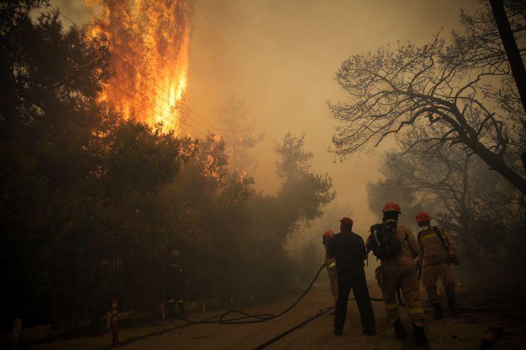 Βίντεο του Εθνικού Αστεροσκοπείου για το πως θα εξελιχθεί η φωτιά στην Κινέτα | tanea.gr