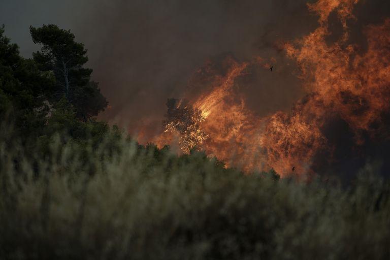 Υπό έλεγχο τέθηκε η πυρκαγιά στη Ρόδο | tanea.gr
