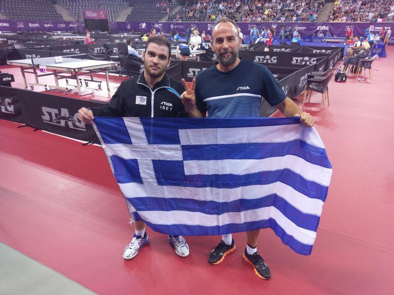 Πινγκ Πονγκ: Στα μετάλλια ο Σγουρόπουλος στο Ευρωπαϊκό πρωτάθλημα Νέων | tanea.gr
