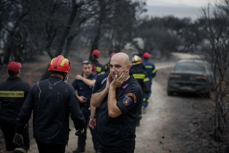 Καταγγελία σοκ – «Νεκροί» οι ασύρματοι την ώρα της πυρκαγιάς | tanea.gr