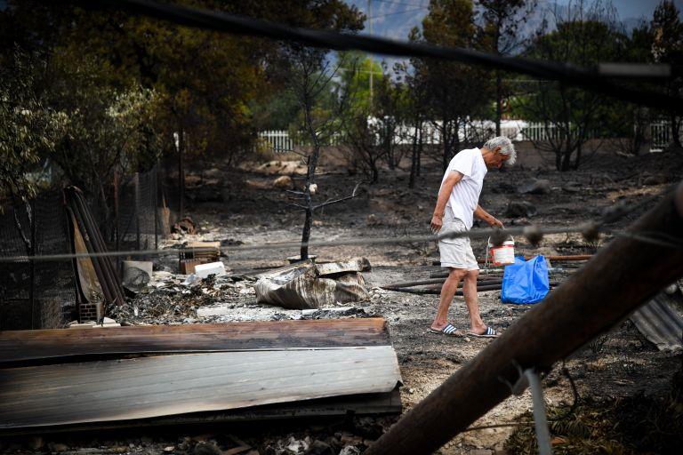 Κύμα αλληλεγγύης για τους πληγέντες στις πυρκαγιές της Αττικής | tanea.gr