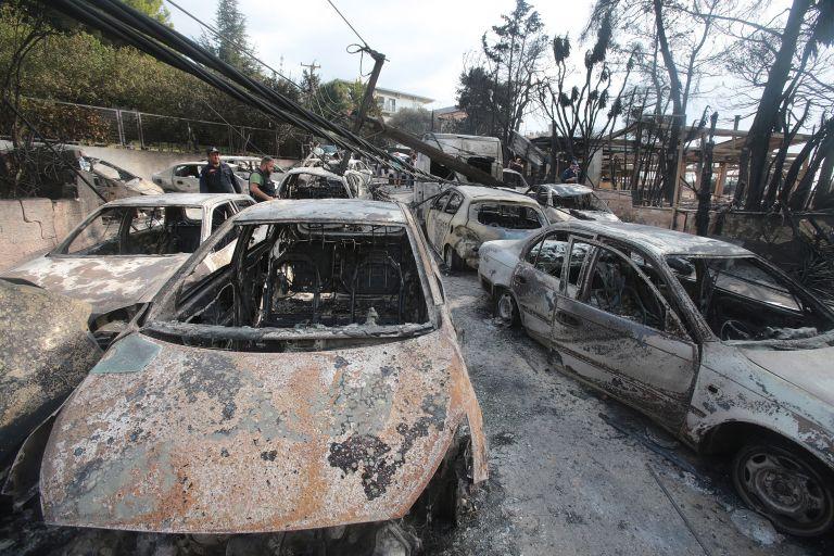 Εισαγγελική έρευνα για τις πυρκαγιές σε Κινέτα και Αττική | tanea.gr