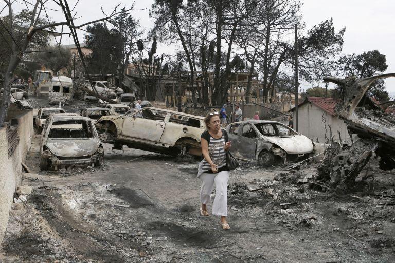 Βαριά πολιτική ευθύνη της κυβέρνησης για την τραγωδία | tanea.gr