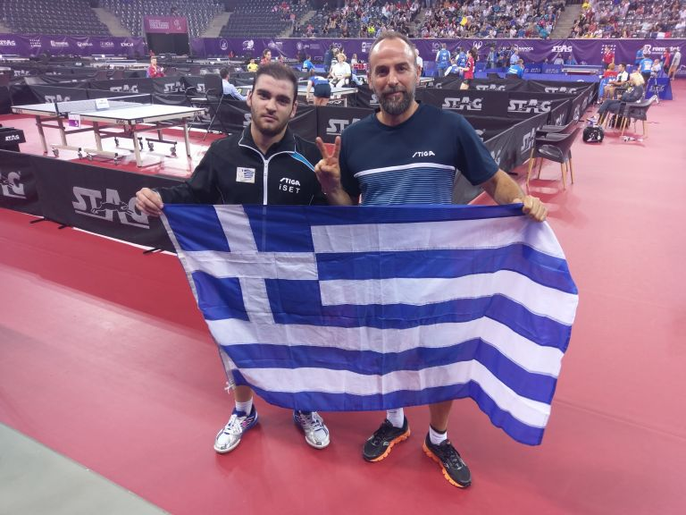 Πινγκ Πονγκ: Πρωταθλητής Ευρώπης στους Νέους για δεύτερη συνεχή χρονιά ο Σγουρόπουλος   tanea.gr