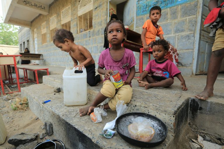 Υεμένη: Κατά τον ΟΗΕ οι βομβαρδισμοί στη Χοντάιντα επιδεινώνουν την κρίση | tanea.gr