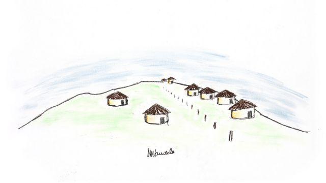 Οταν ο Μαντέλα ζωγράφισε το ταπεινό Κούνου   tanea.gr