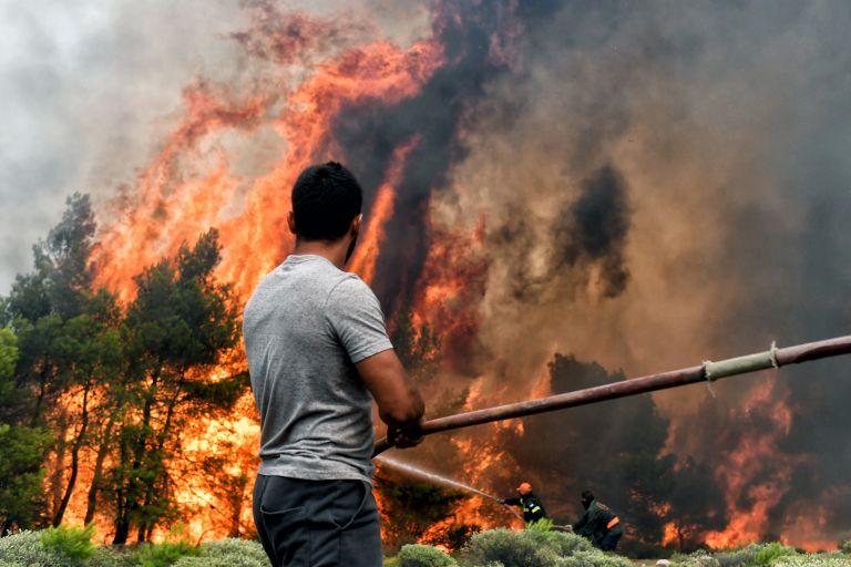 Υψηλός ο κίνδυνος πυρκαγιάς – Δείτε σε ποιες περιοχές | tanea.gr