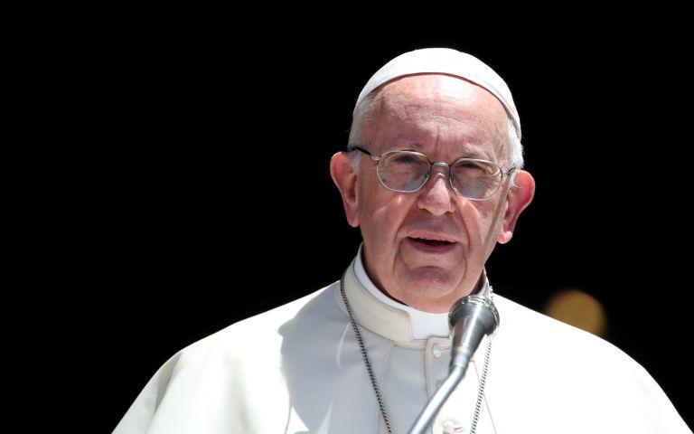 Μήνυμα συμπαράστασης από τον Πάπα Φραγκίσκο στην Ελλάδα | tanea.gr
