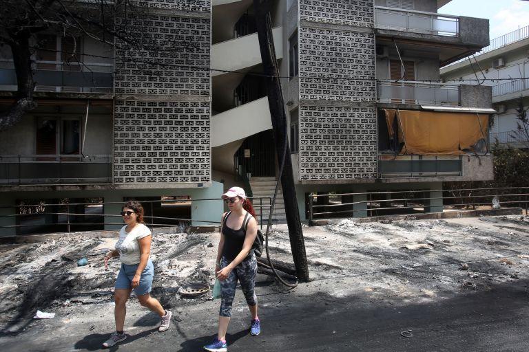 Μέτρα ανακούφισης των πυρόπληκτων από το υπουργείο Εθνικής Αμυνας | tanea.gr