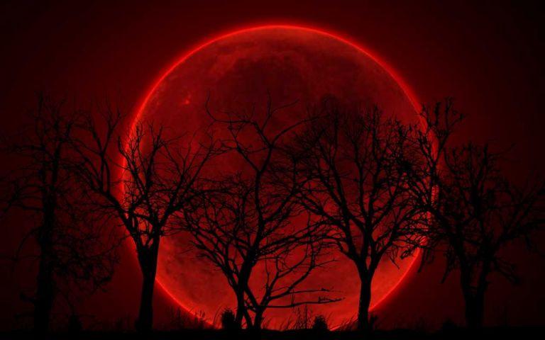 Ερχεται η «ματωμένη» Σελήνη παρέα με τον υπέρλαμπρο Αρη | tanea.gr