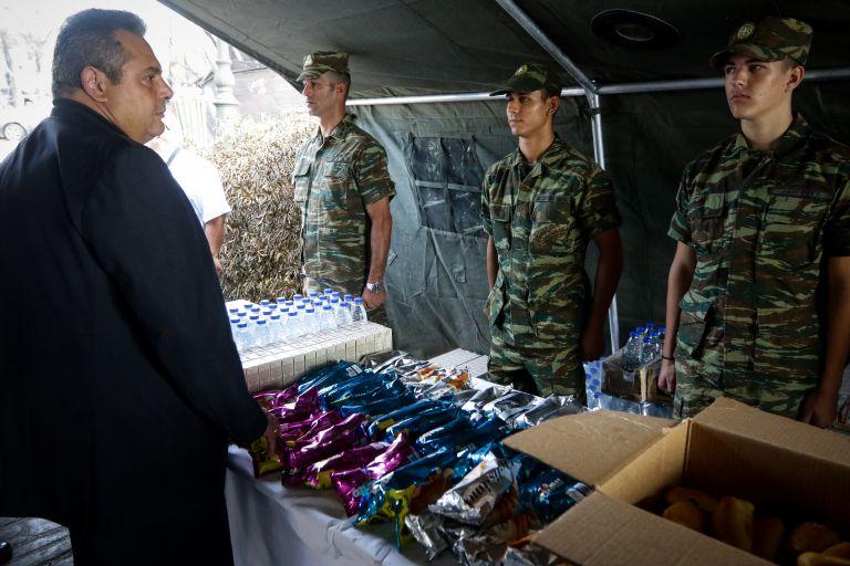 Καμμένος: Οι κάτοικοι στο Μάτι που έκαναν κατάληψη στις ακτές φταίνε… | tanea.gr