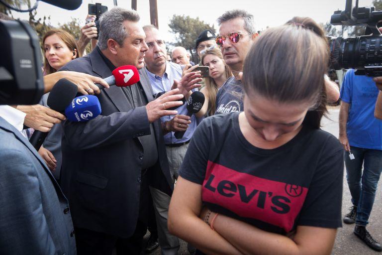 Οργή πολιτών και στο Twitter για το θράσος Καμμένου | tanea.gr