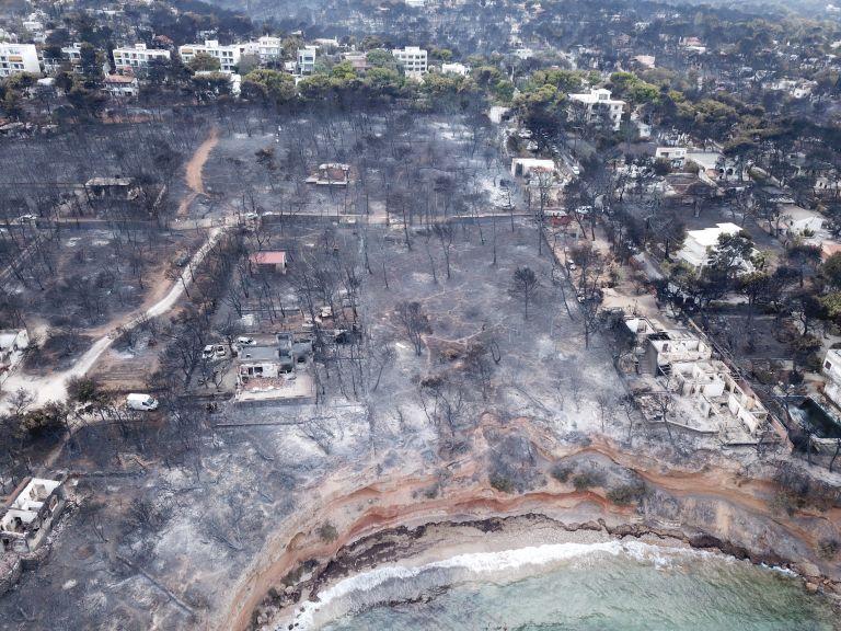 Εγκλημα: Πώς «παγιδεύτηκαν» εκατοντάδες αυτοκίνητα στο Μάτι | tanea.gr