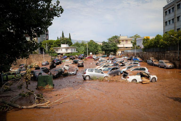 Επίθεση της Περιφέρειας Αττικής στο Δήμο Αμαρουσίου για τις πλημμύρες   tanea.gr