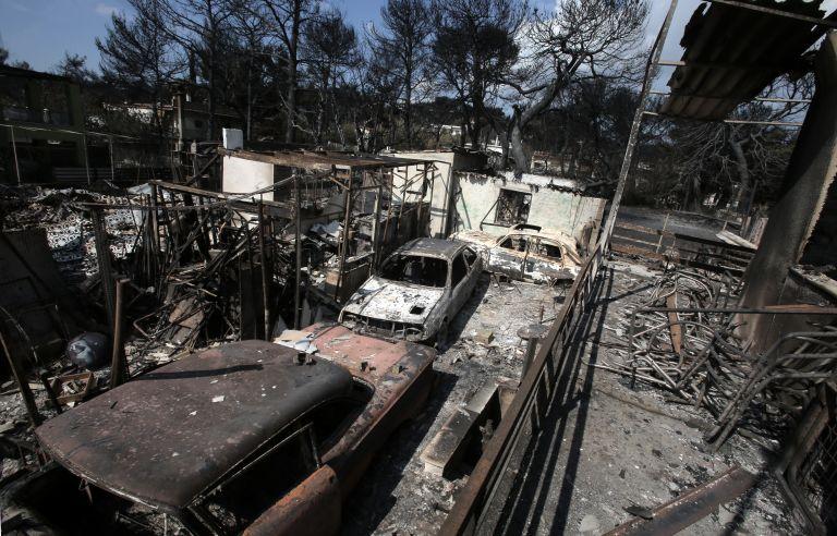 Πυρκαγιές : Γυναίκα εγκαυματίας διασωληνώθηκε και μεταφέρθηκε στη ΜΕΘ | tanea.gr