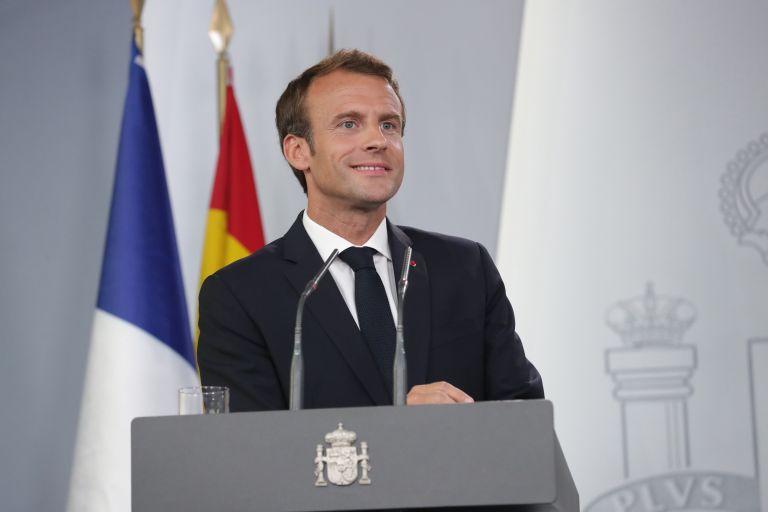 Ο Μακρόν τάσσεται ενάντια μιας τεράστιας εμπορικής συμφωνίας μεταξύ ΕΕ και ΗΠΑ | tanea.gr