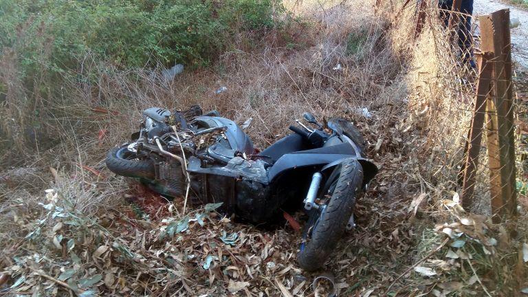Θανατηφόρο τροχαίο στην Χαλκίδα – Νεκρός 23χρονος μοτοσικλετιστής | tanea.gr