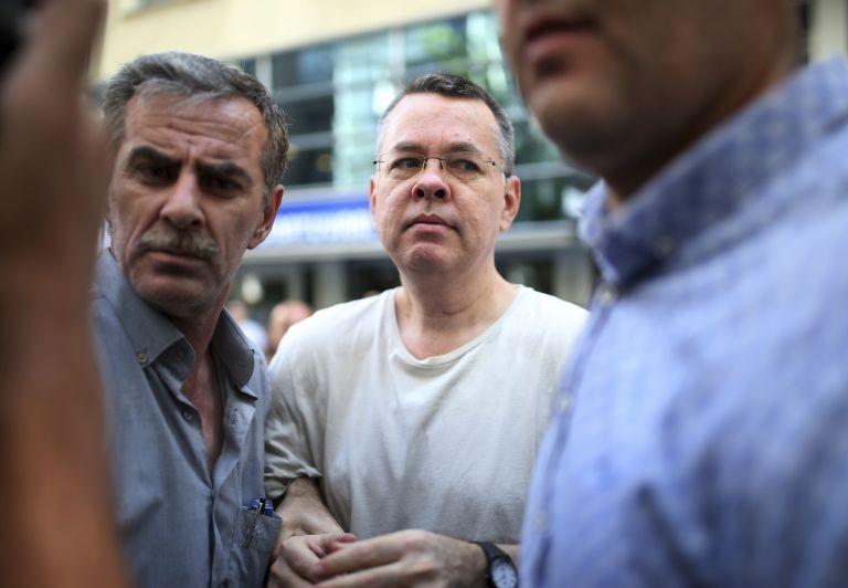 Τουρκία: Εφεση άσκησε ο Μπράνσον ενάντια στον κατ' οίκον περιορισμό του   tanea.gr