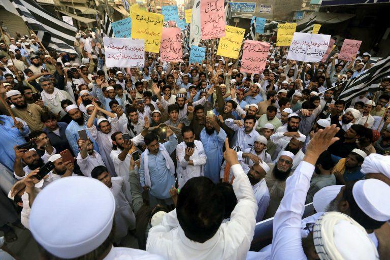 Πακιστάν: Η αντιπολίτευση δεν αναγνωρίζει το εκλογικό αποτελέσμα | tanea.gr
