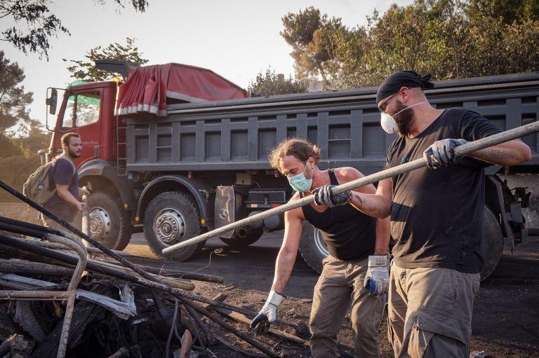 Ξεκινά το Σάββατο η κατεδάφιση κατεστραμμένων αυθαιρέτων στο Μάτι | tanea.gr