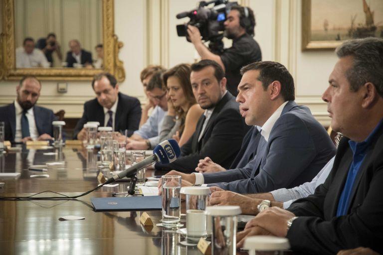 FAZ : Τι επιφυλάσσει για τον Τσίπρα η επόμενη μέρα της τραγωδίας; | tanea.gr