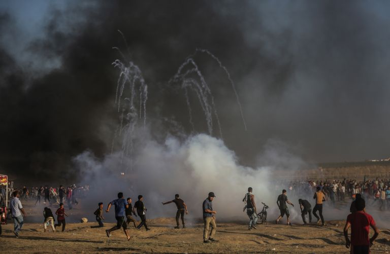 Ακόμη δύο νεκροί Παλαιστίνιοι από ισραηλινά πυρά | tanea.gr