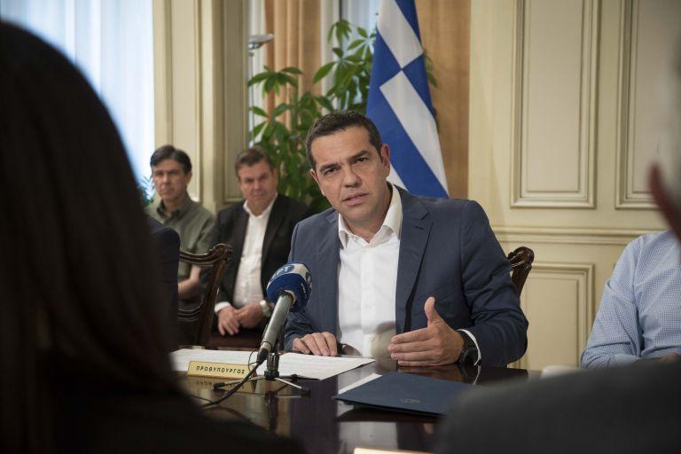 Τσίπρας: Ανέλαβε την πολιτική ευθύνη για την τραγωδία, δεν ζήτησε συγγνώμη για τους νεκρούς | tanea.gr