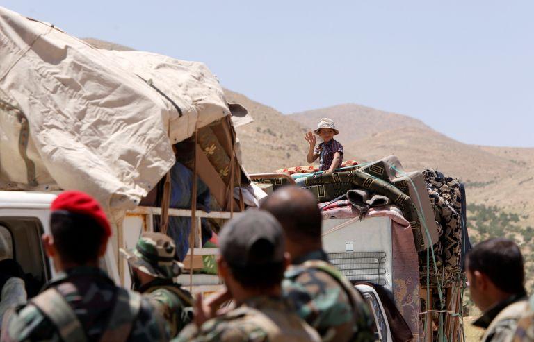 Συρία: Στον έλεγχο του στρατού πέρασε η κοιλάδα Γιαρμούκ | tanea.gr