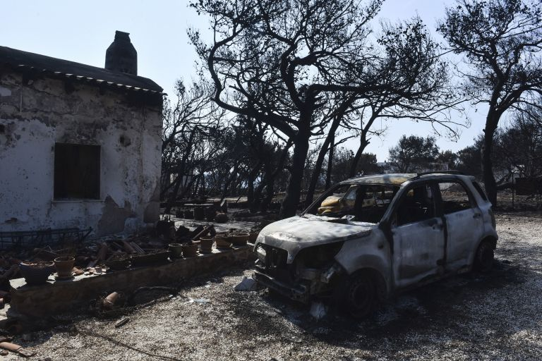 Γερμανία: Εκκληση αλληλεγγύης από τους Πράσινους υπέρ των πυρόπληκτων στην Ελλάδα | tanea.gr
