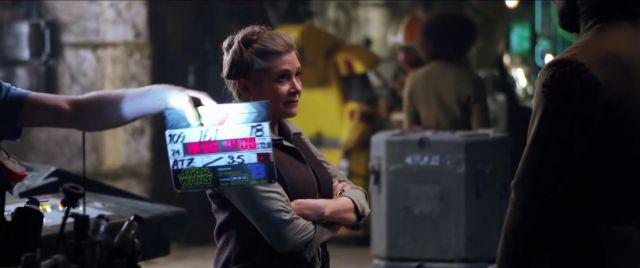 «Ανάσταση» της Κάρι Φίσερ στο νέο «Star Wars» | tanea.gr