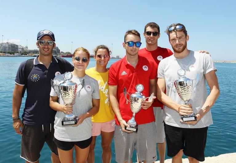 Ο Ολυμπιακός πρωταθλητής και στην ανοιχτή θάλασσα | tanea.gr