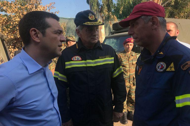 Εξοργισμένο το Twitter με την «κρυφή» επίσκεψη Τσίπρα στο Μάτι | tanea.gr