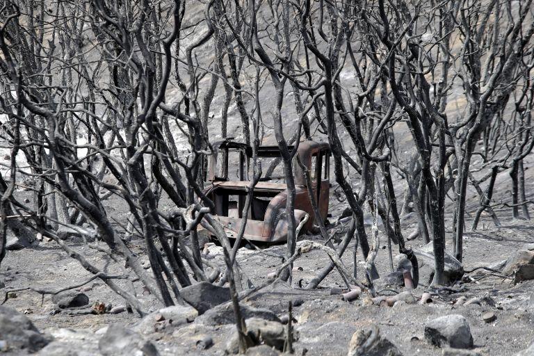 ΗΠΑ: Η ξηρασία τροφοδοτεί πυρκαγιές στην Καλιφόρνια | tanea.gr