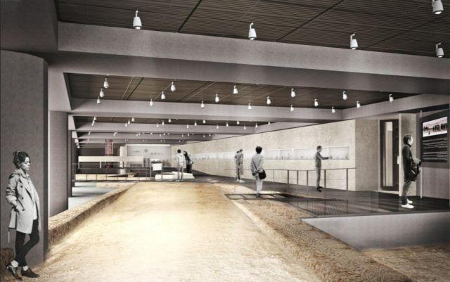 Προσβάσιμη από το επόμενο καλοκαίρι η «υπόγεια γειτονιά» του Μουσείου της Ακρόπολης   tanea.gr