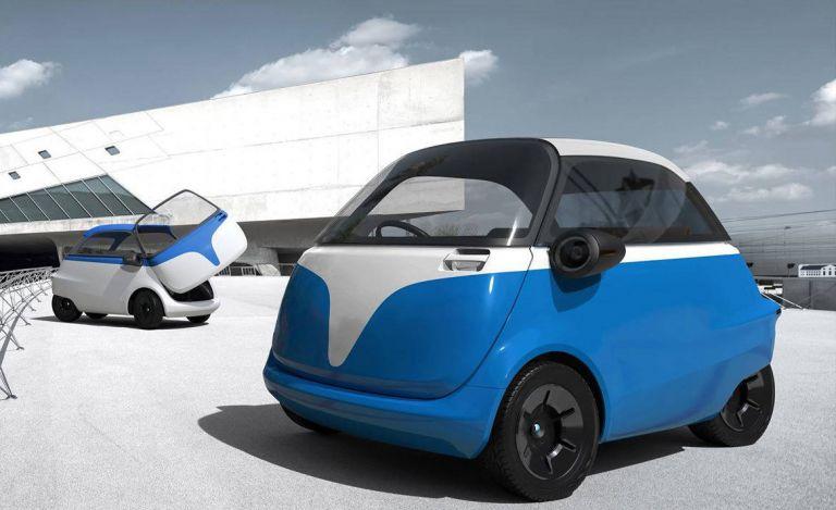 Microlino: To μικροσκοπικό αυτοκίνητο που θυμίζει Isetta βγαίνει στους δρόμους   tanea.gr