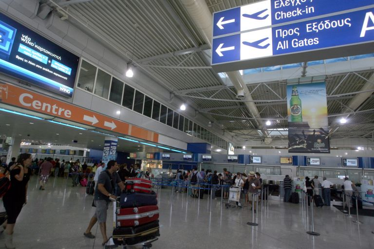 Αυξήθηκε κατά 10,5% η επιβατική κίνηση στα αεροδρόμια το α' εξάμηνο | tanea.gr