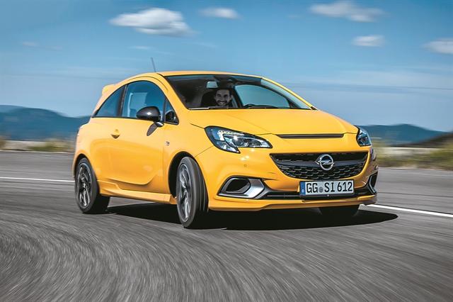 To νέο Opel Corsa GSi με 150 αγωνιστικούς ίππους | tanea.gr