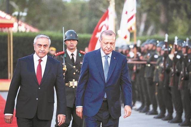 Ανοικτή ρήξη Ακιντζί με Ερντογάν | tanea.gr