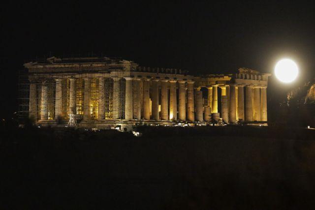 Εσείς που απολαύσατε το τελευταίο ολόγιομο φεγγάρι του καλοκαιριού; | tanea.gr