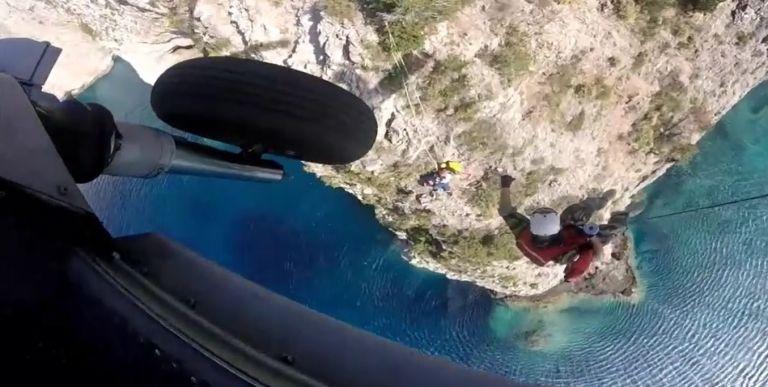 Επιχειρήσεις διάσωσης σε Ολυμπο και Σαμοθράκη | tanea.gr